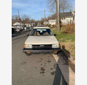 1985 Toyota Tercel for sale 101444099