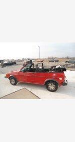 1985 Volkswagen Cabriolet for sale 100748808