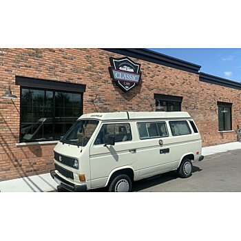 1985 Volkswagen Vanagon Camper for sale 101370654