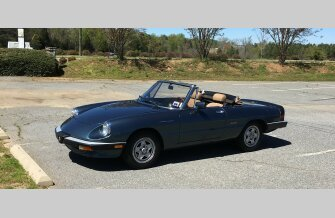 1986 Alfa Romeo Spider Veloce for sale 101146437