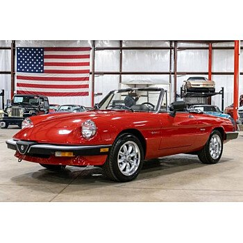1986 Alfa Romeo Spider for sale 101300586