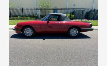 1986 Alfa Romeo Spider for sale 101317829