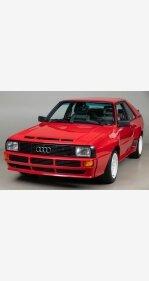 1986 Audi Quattro for sale 101147821