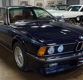 1986 BMW 635CSi for sale 101257094