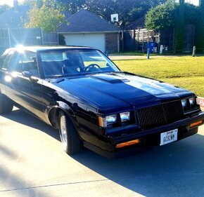 1986 Buick Regal Grand National for sale 101093490