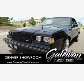 1986 Buick Regal Grand National for sale 101366314