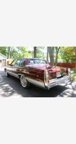 1986 Cadillac De Ville for sale 101124462