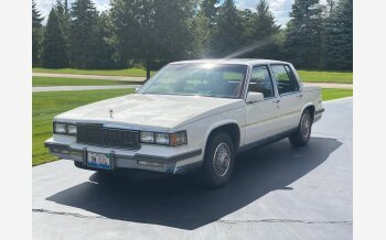 1986 Cadillac De Ville Fleetwood Edition for sale 101378283