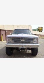 1986 Chevrolet Blazer 4WD for sale 100996506