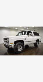 1986 Chevrolet Blazer 4WD for sale 101061350
