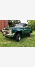 1986 Chevrolet Blazer 4WD for sale 101400265