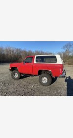 1986 Chevrolet Blazer 4WD for sale 101418345