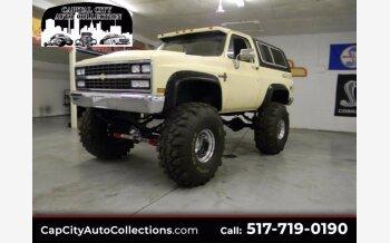 1986 Chevrolet Blazer 4WD for sale 101478681
