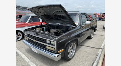 1986 Chevrolet Blazer 4WD for sale 101512748