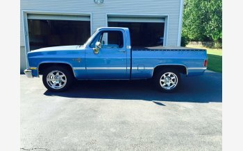 1986 Chevrolet C/K Truck 2WD Regular Cab 1500 for sale 101107524