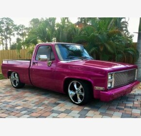 1986 Chevrolet C/K Truck for sale 100946307