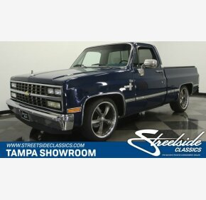 1986 chevy truck replacement parts