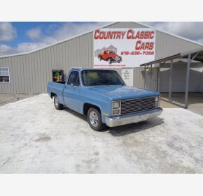 86 chevy truck stepside