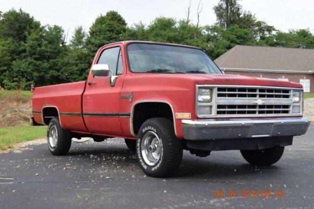1986 Chevrolet C/K Truck Classics for Sale - Classics on Autotrader