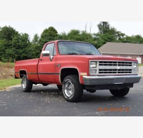 1986 Chevrolet C/K Truck Classics for Sale - Classics on