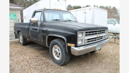 1986 Chevrolet C/K Truck for sale 101214157