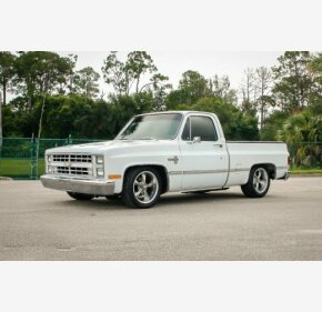 1986 Chevrolet C/K Truck for sale 101244437