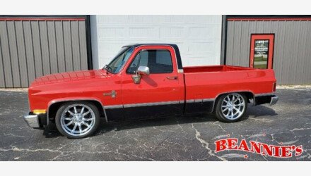 1986 Chevrolet C/K Truck Silverado for sale 101280435