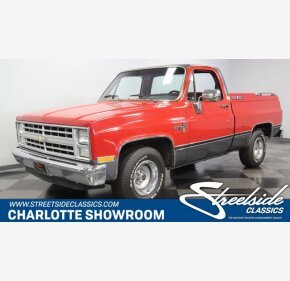 1986 Chevrolet C/K Truck Scottsdale for sale 101341743
