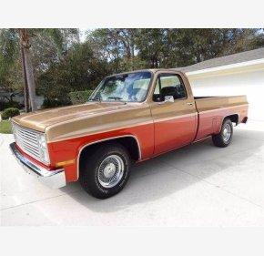 1986 Chevrolet C/K Truck for sale 101356222