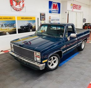 1986 Chevrolet C/K Truck for sale 101391591