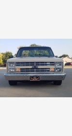 1986 Chevrolet C/K Truck Silverado for sale 101392928