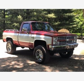 1986 Chevrolet C/K Truck for sale 101407518