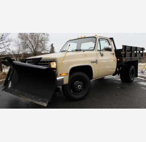 1986 Chevrolet C/K Truck 4x4 Regular Cab 1500 for sale 101424261