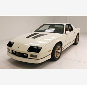 1986 Chevrolet Camaro Coupe for sale 101240649