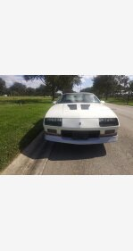 1986 Chevrolet Camaro Coupe for sale 101410158