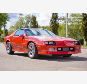 1986 Chevrolet Camaro Coupe for sale 101415268