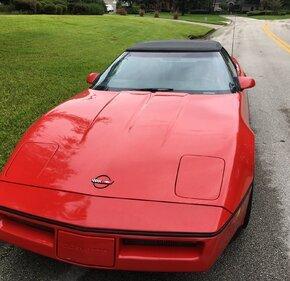 1986 Chevrolet Corvette Convertible for sale 100904910