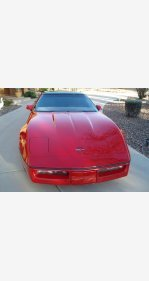 1986 Chevrolet Corvette Coupe for sale 100927298