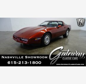 1986 Chevrolet Corvette Coupe for sale 101181306
