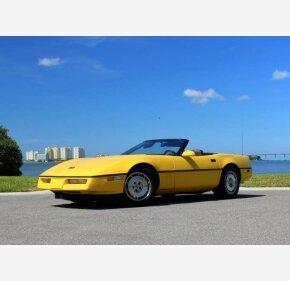 1986 Chevrolet Corvette Convertible for sale 101218429