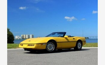 1986 Chevrolet Corvette Convertible for sale 101218429
