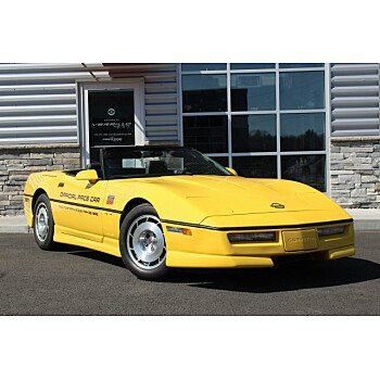 1986 Chevrolet Corvette for sale 101316640