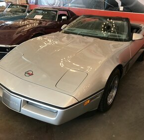 1986 Chevrolet Corvette Convertible for sale 101329158