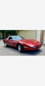 1986 Chevrolet Corvette Convertible for sale 101350221