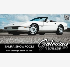 1986 Chevrolet Corvette Convertible for sale 101420160