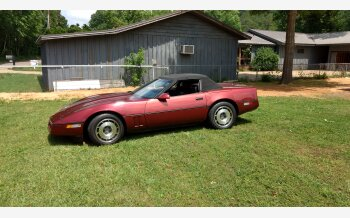1986 Chevrolet Corvette Convertible for sale 101490782