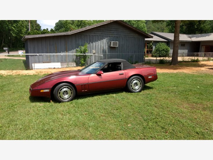 1986 Chevrolet Corvette Convertible for sale 101490782