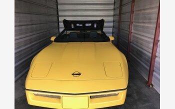 1986 Chevrolet Corvette Convertible for sale 101552444
