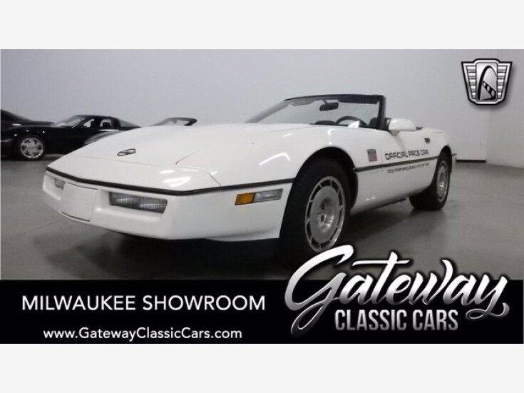 1986 Chevrolet Corvette Convertible for sale 101580798