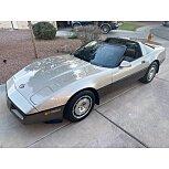 1986 Chevrolet Corvette for sale 101587975